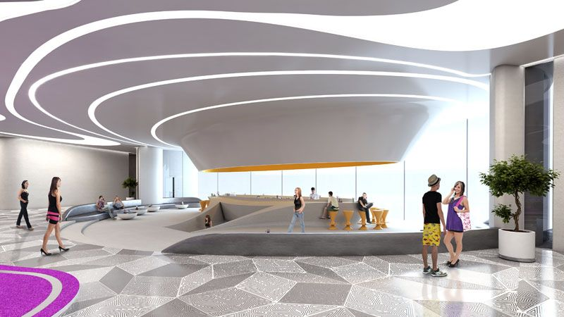 The Cancun Resort Is Getting A Totally New Design - Look4ward