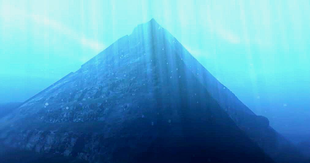 Egyptian Style Pyramid Under Fuxian Lake In China May Be