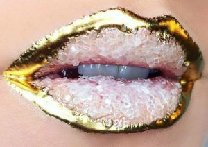crystal lips