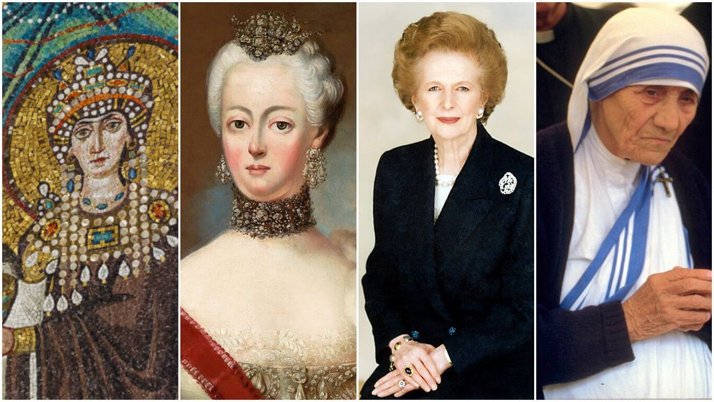 most powerful women history