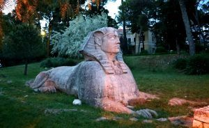 Uncovering Secrets Of The Largest Sphinx in Europe