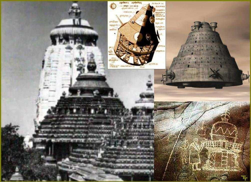 The Mystery Of Ancient Vimana – Flying Machines That Were On Earth 6000 Years Ago