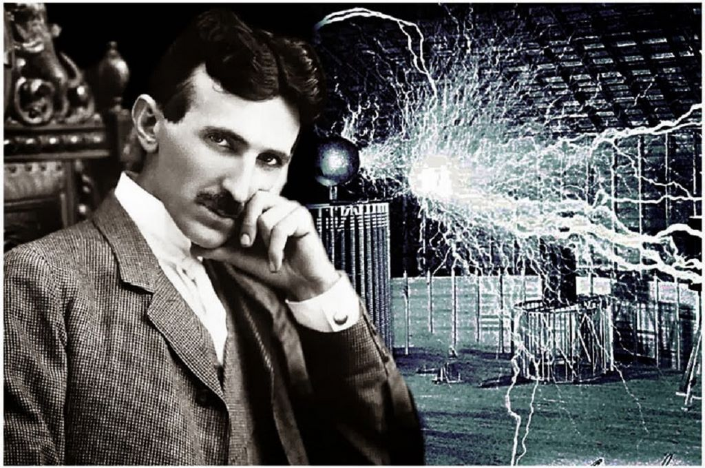 nikola tesla time machine