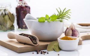 magic spices and herbs