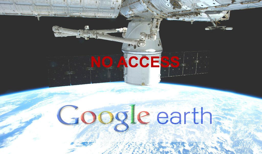 11 Top Secret Places Google Earth Doesn't Want You To See