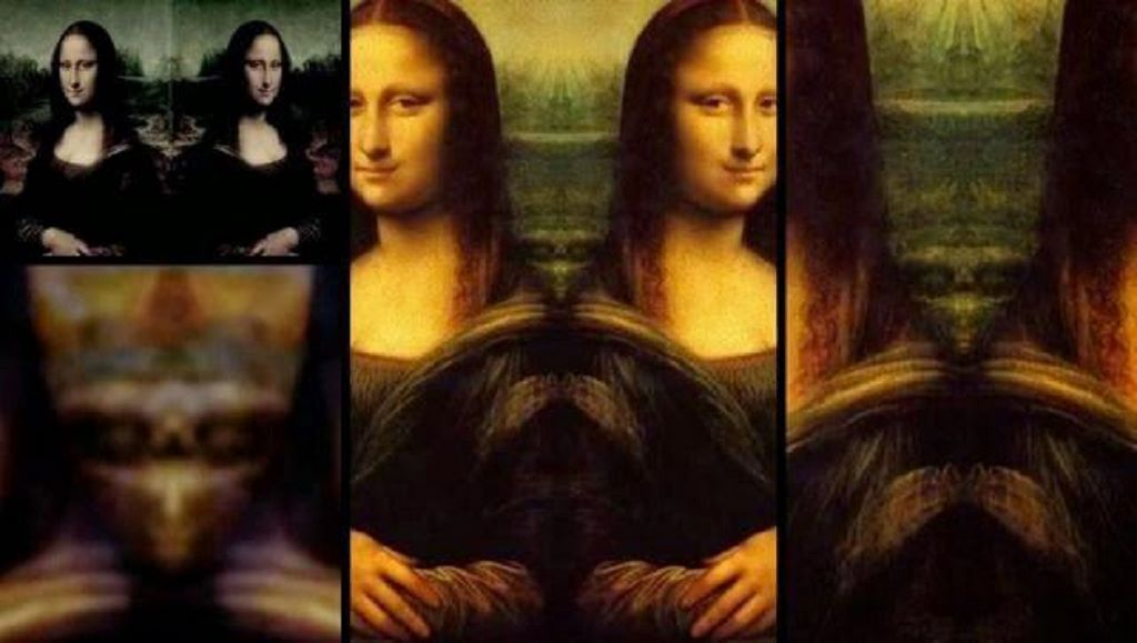 Depictions Of Extraterrestrial Beings Hidden In Leonardo ... Da Vinci Paintings Hidden Messages