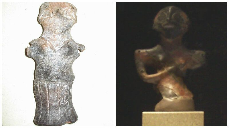 The Mystical Vinca Figurines - Evidence Of Alien Contact 9 000 Years Ago?
