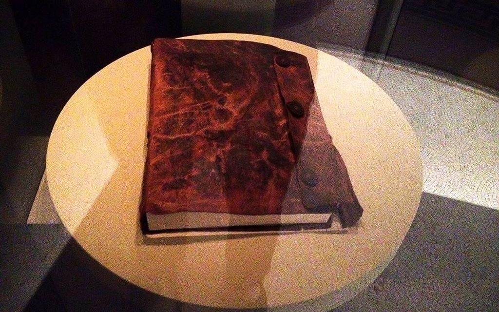 1,200-Year-Old Book Of Psalms Found In Bog Links Irish Church To Egypt