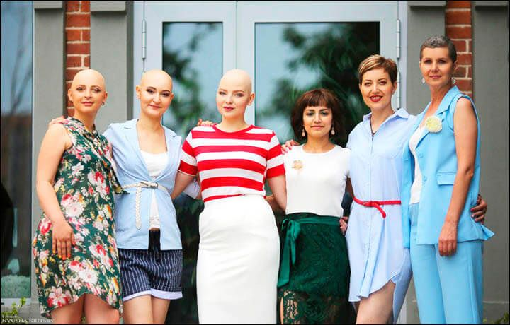 Beauty Against Cancer: Inspiring Photos Show Women Fighting Back