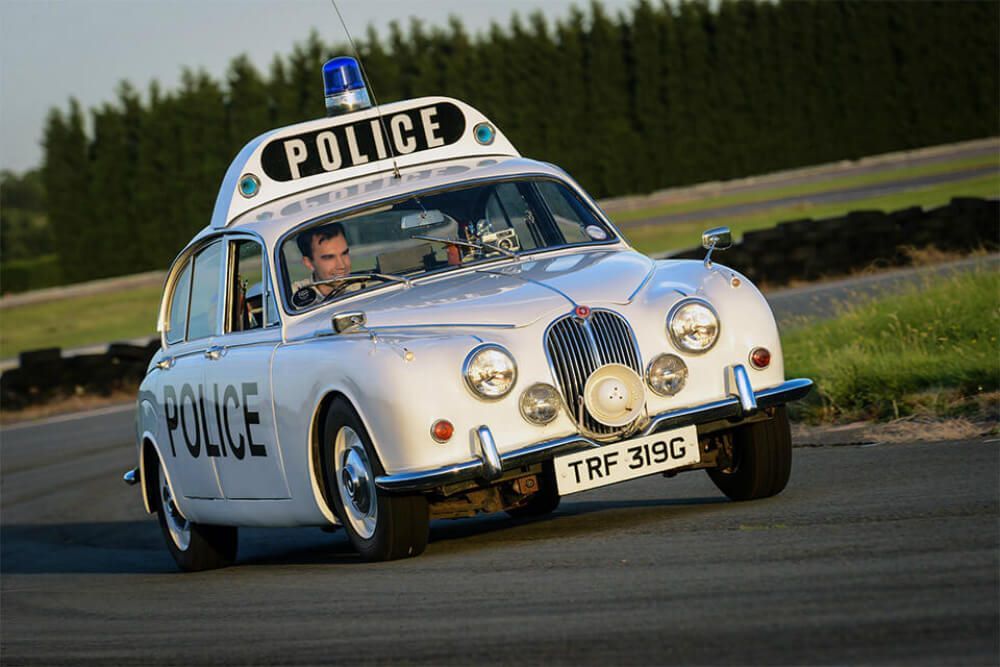 Police Vehicles Through The Years - Vintage Cars - Look4ward
