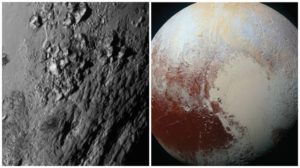 500 Meter Tall Ice Towers On Pluto - Found By NASA