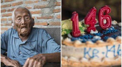 'World's Oldest Man' Just Turned 146, Says Patience Is Key For Long Life