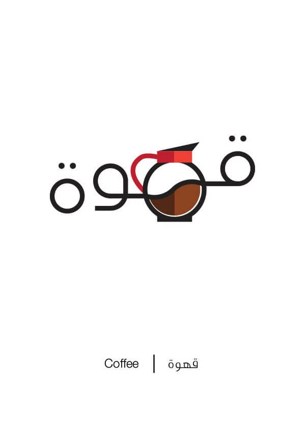 Arabic Words Explained With Illustrations Based On Their Literal Meaning