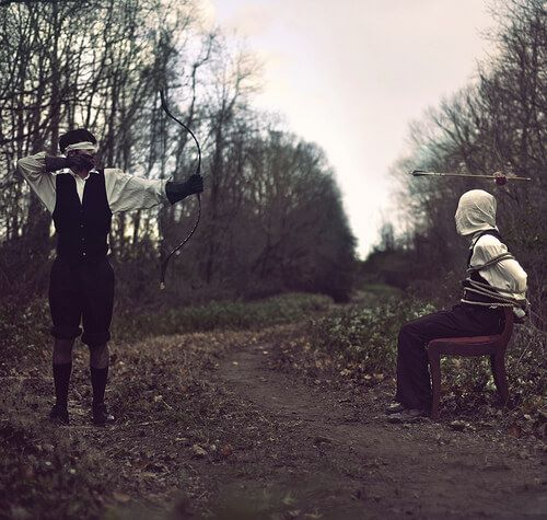 Terrifying Dreams Transformed Into Photographic Realities