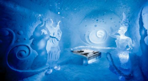 What Is Like To Spend A Night In Sweden's Icehotel