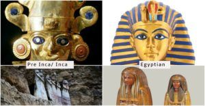 Unbelievable Connection Between The Inca And Egyptian Cultures