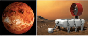 AREE: A NASA Spacecraft To Walk With Venus' Wind