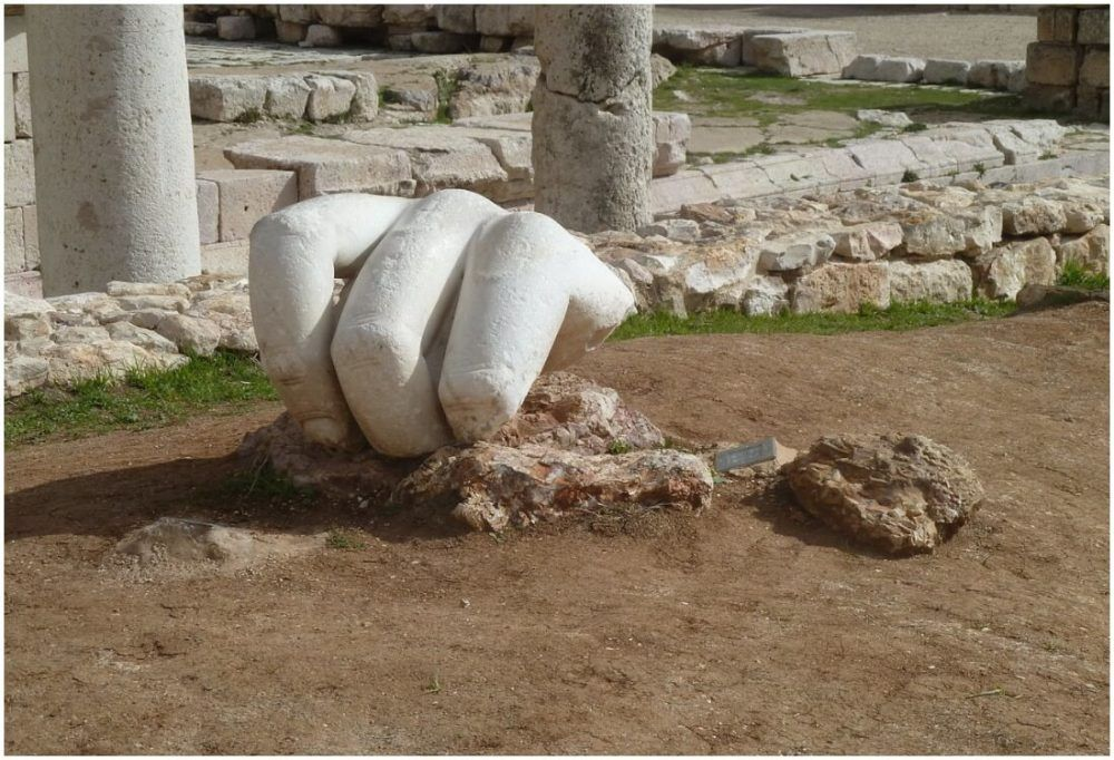 Colossal Hand Of Hercules: Where Is The Rest Of Him?