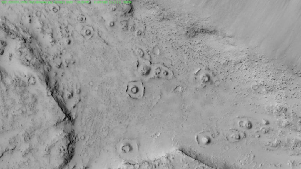Ruins Of Mysterious 'Ancient City' Discovered On Mars?