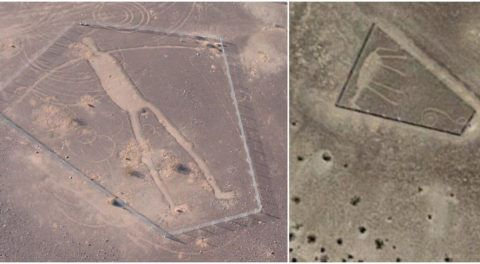 Blythe Intaglios Geoglyphs: A Work Of Art Or Something More?