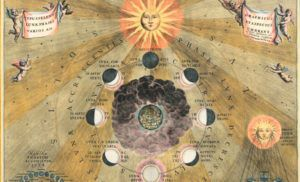 Picturing Space Throughout The Ages In Beautiful Maps of Universe