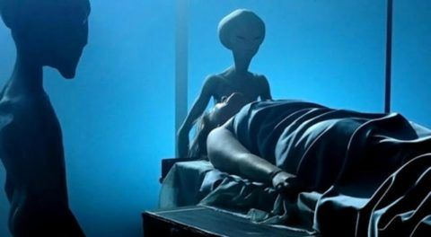 Disappearing Pregnancy In Alien Abduction Phenomenon