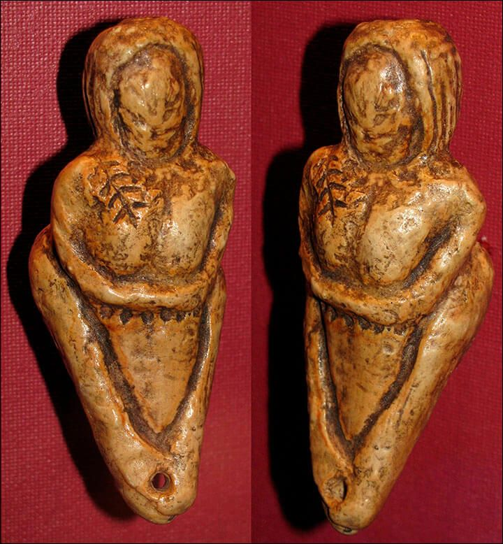 23,000-Year-Old Venus-Like Statue With Derriere Like Kim Kardashian's Unearthed In Russia