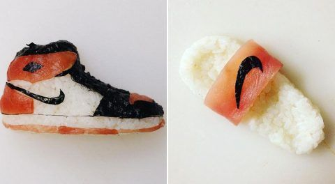 Incredibly Fascinating Sushi Shoes Are Now On The menu