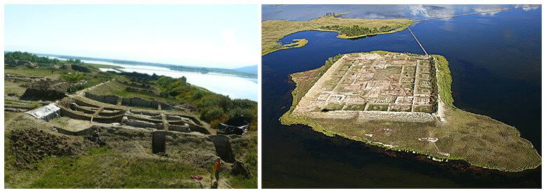 Por-Bajin: Who Built This Summer Palace In Siberia And Why?