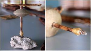 7,500-Year-Old Hand Drill Found At Ancient Archeological Site In Turkey