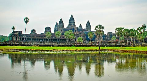 Land Of The Gods: Who Really Built Angkor Wat?