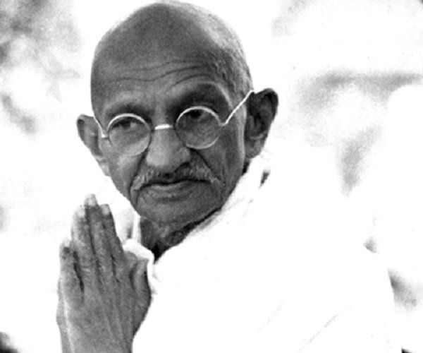 comparison of mahatma gandhi and hitler On impassioned leadership: a comparison between leaders from divergent walks of life joan f marques woodbury university this paper discusses team-based findings collected from.