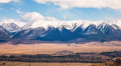 2,000-Year-Old Great Wall Of Siberia Built By Unknown Civilization Discovered In Altai Mountains