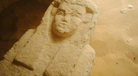 Three 2,000-Year-Old Sarcophagi Discovered In Egypt