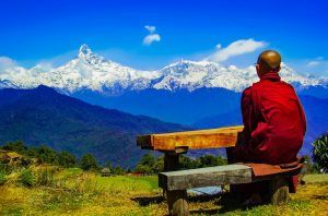 How Can Buddhism Beat Depression