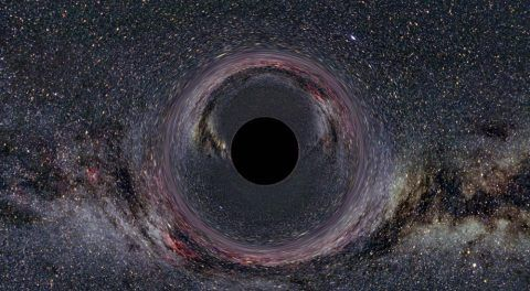 Black Hole 100,000 Times Bigger Than Sun Discovered Near Center Of Milky Way