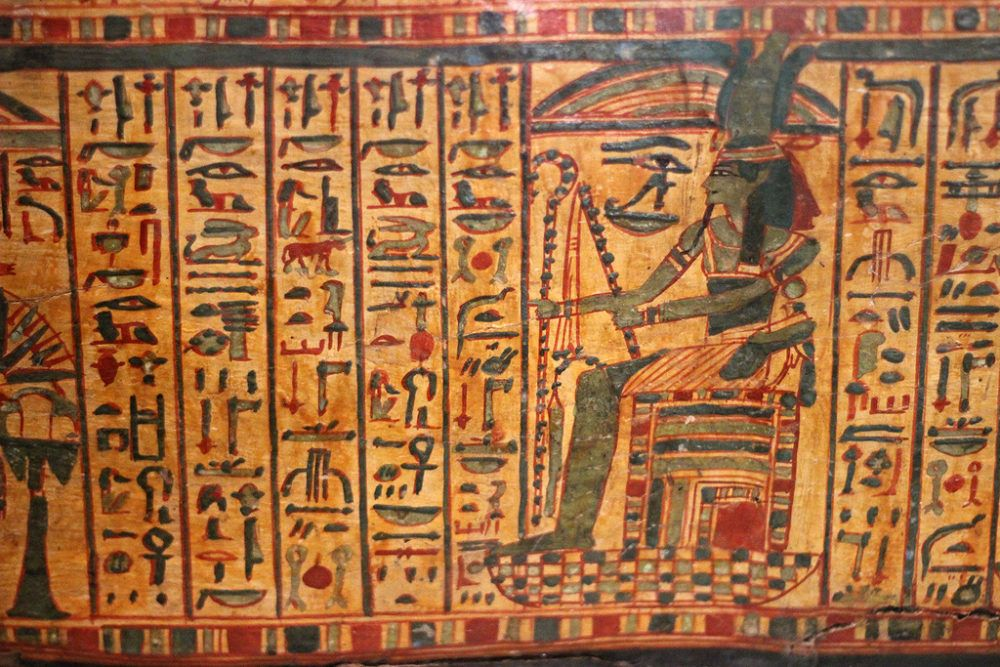 egypt term paper Ancient egypt term paper topics - planet papers in egypt, according to wilkinson, (vol 4, p 210), the sun was both a physical and metaphysical deity, and under these two characters was worshipped.