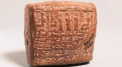 First Infertility Diagnosis Made 4,000 Years Ago Discovered In Cuneiform Tablet