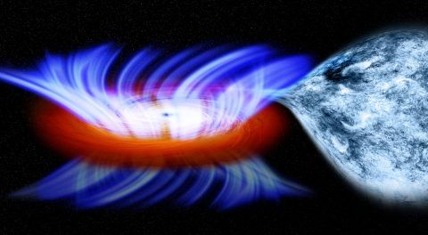 What Happens Inside Black Hole? Russian Scientists May Have An Answer
