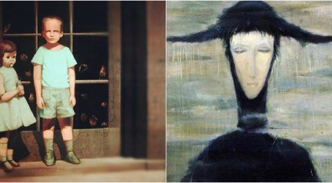 Top 8 Most Haunted And Cursed Paintings In The World