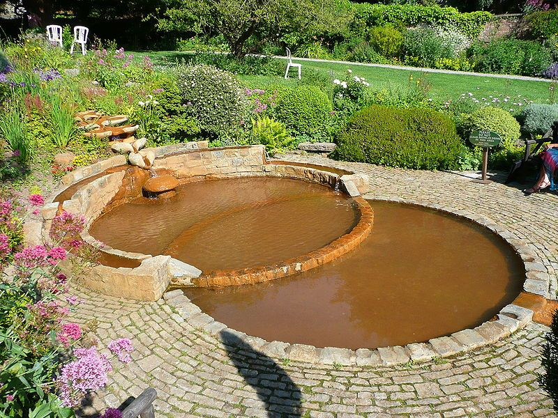 Sacred Waters: Mystery Of Healing Wells