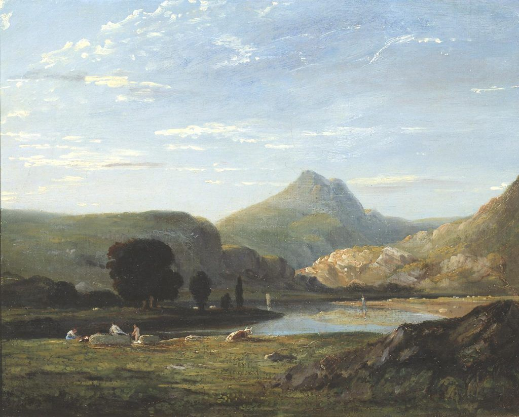 The Mystery Of Wales: The Floating Island