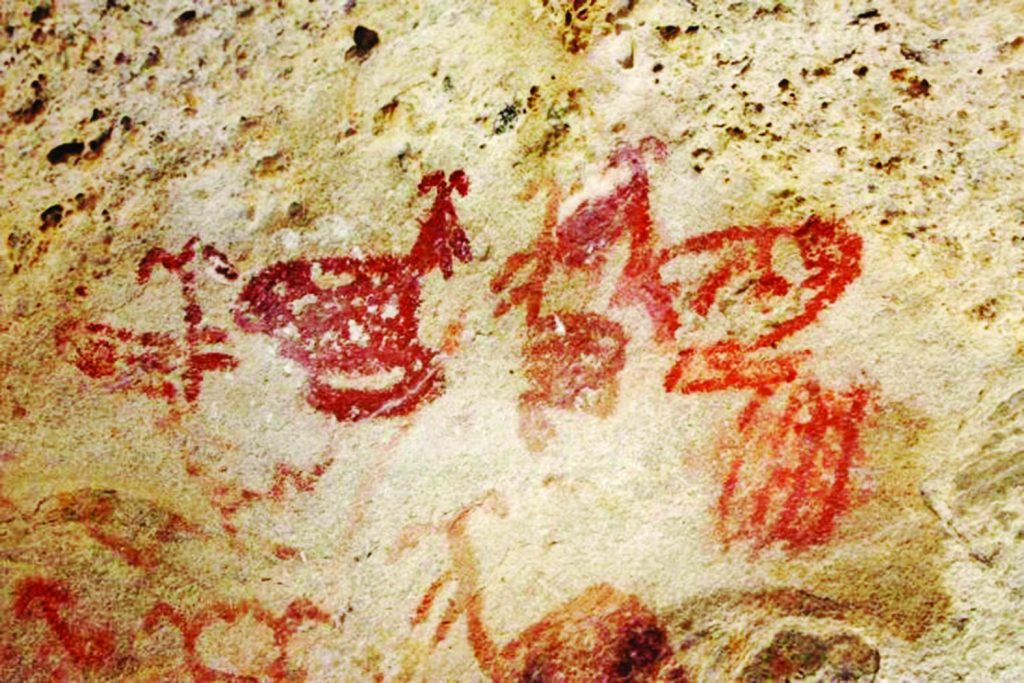 Significance Of 8,000-Year -Old Rock Paintings In Sacred Mount Latmos