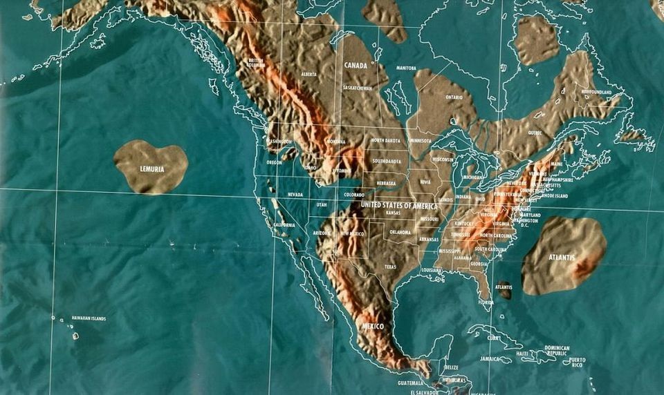 'Doomsday Maps': The Elite Are Preparing For Cataclysmic Event