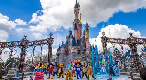 Relive Your Childhood: Never Too Old For Disneyland - Paris