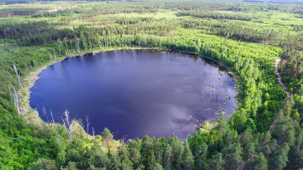 Top 8 Of The Most Bizarre Cursed Lakes Worldwide