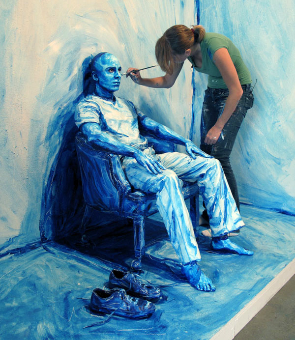 10 Of The Most Bizarre Forms Of Modern Art