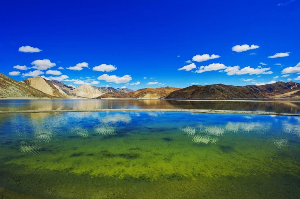 Nubra valley in India