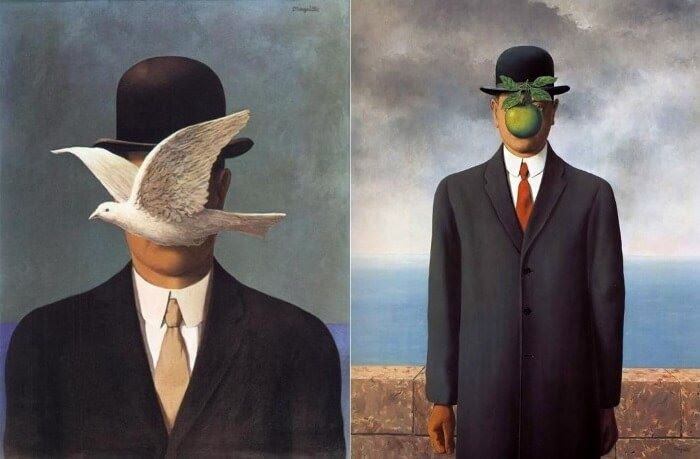intellectual provocation from rene magritte look4ward