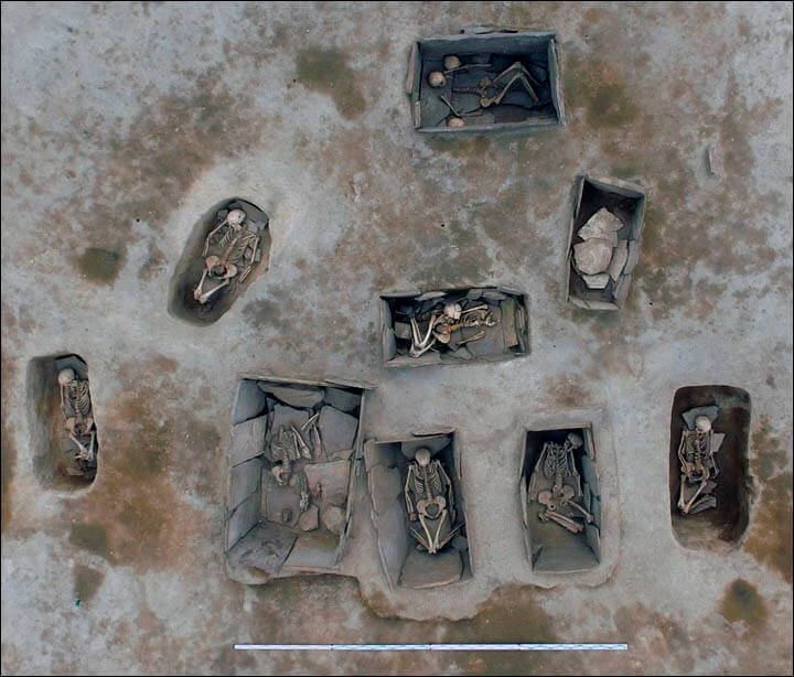 Carvings Found In 4,500 y.o. Grave Of Siberian Noblewoman Linked To Native Americans